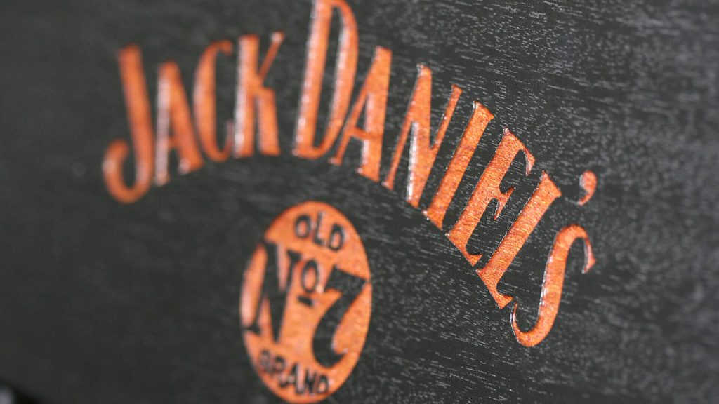 Jack Daniels Chair Band