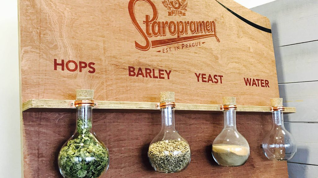 Staropramen Ingredients