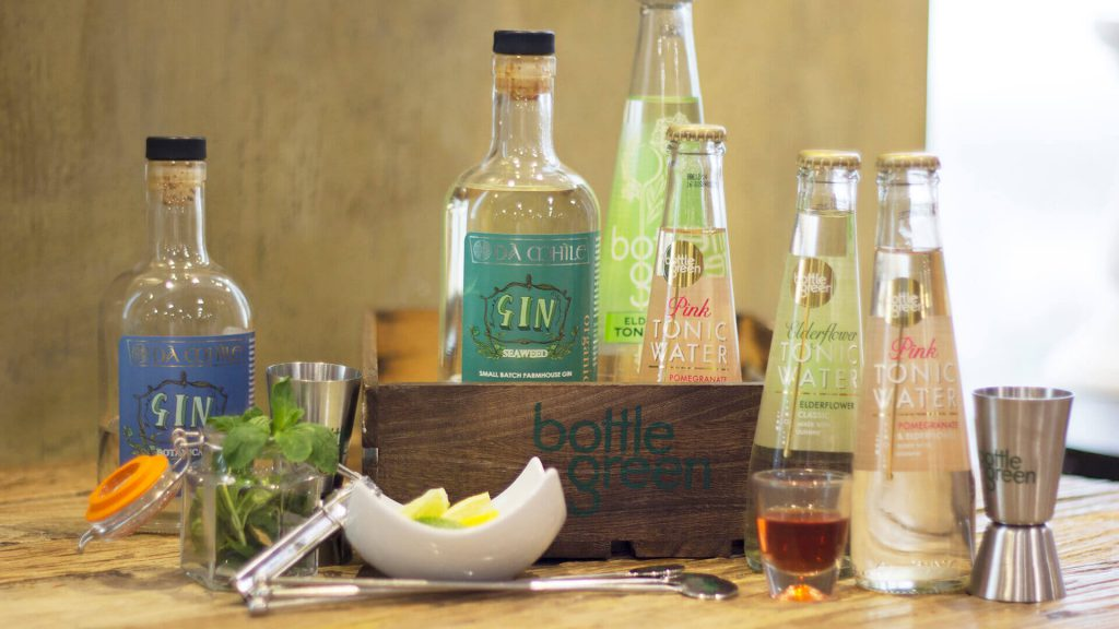 Bottle Green Tonics