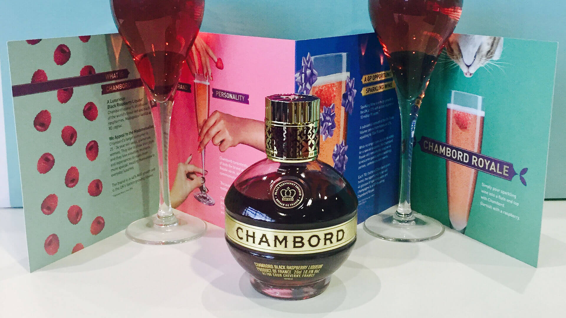 Chambord Brand Activation