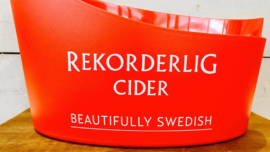 Rekorderlig Ice Bucket