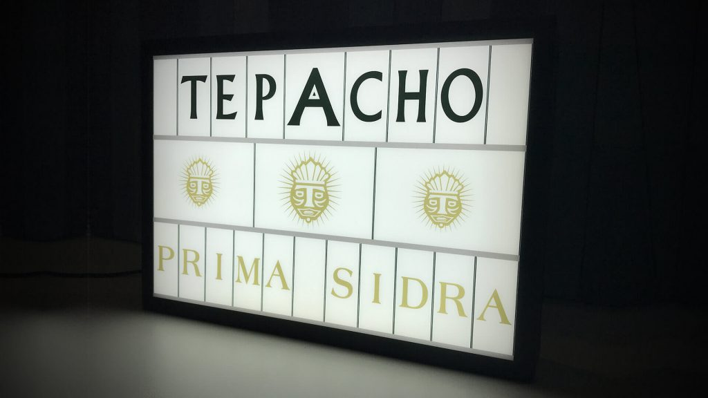 Tepacho Sign
