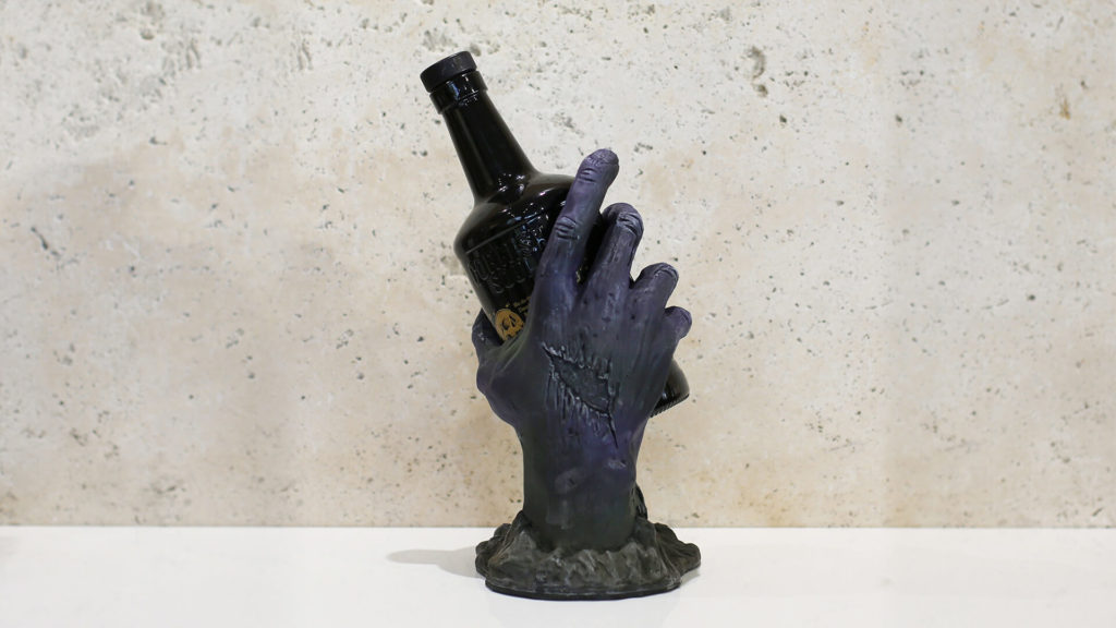 Dead Man's Finger Bottle Glorifier